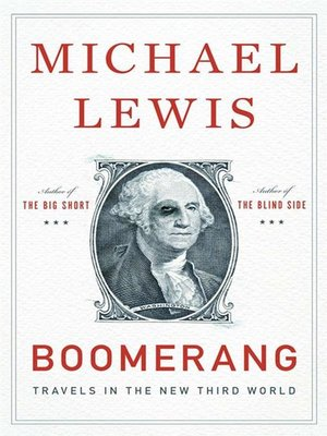 cover image of Boomerang -Travels in the New Third Word