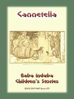 cover image of CANNETELLA--An Italian Children's Story