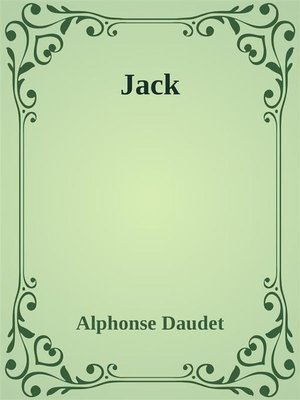 cover image of Jack