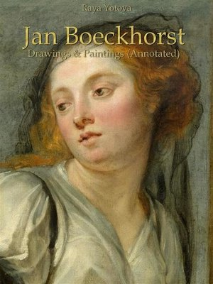 cover image of Jan Boeckhorst--Drawings & Paintings (Annotated)