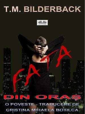 cover image of Fata Din Oraș--O Poveste