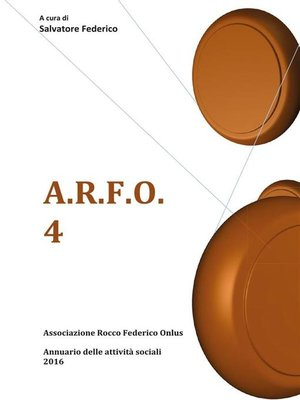 cover image of A.r.f.o. 4