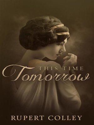 cover image of This Time Tomorrow (The Searight Saga, #1)