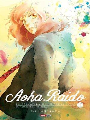cover image of Aoha Raido 10