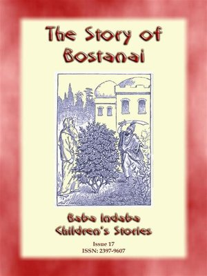 cover image of THE STORY OF BOSTANAI--A Persian/Jewish Folk Tale with a Moral
