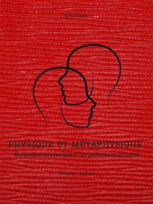 cover image of Physique et métaphysique