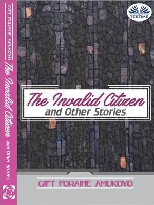 cover image of The Invalid Citizen and Other Stories