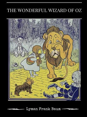 cover image of The Wonderful Wizard of Oz--The Oz Books #1