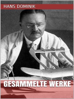 cover image of Hans Dominik--Gesammelte Werke