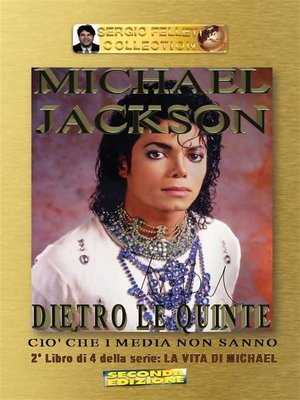 cover image of Michael Jackson--Dietro le quinte