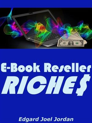 cover image of E-Book Reseller Riches