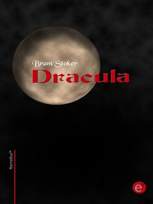 cover image of Dracula (english)