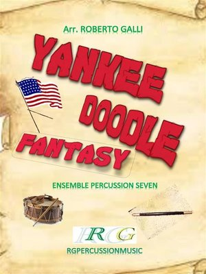 cover image of Yankee Doodle Fantasy