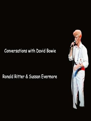 cover image of Conversations with David Bowie