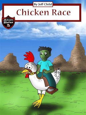 cover image of Chicken Race