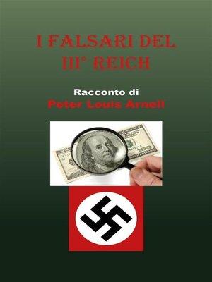 cover image of I falsari del III° Reich