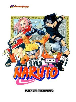 cover image of Naruto 2