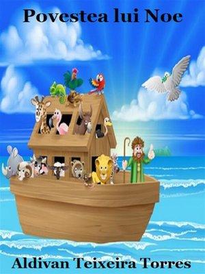 cover image of Povestea lui Noe