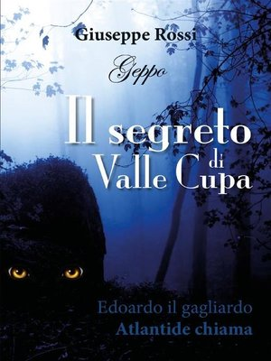 cover image of Il segreto di Valle Cupa
