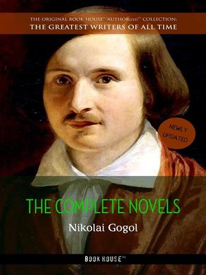 cover image of Nikolai Gogol, The Complete Novels