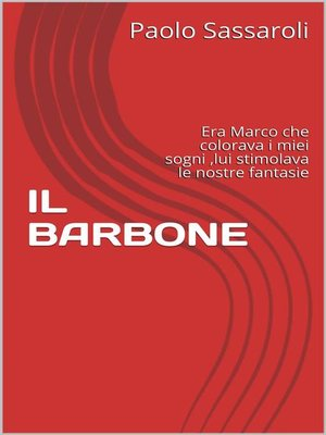 cover image of Il barbone