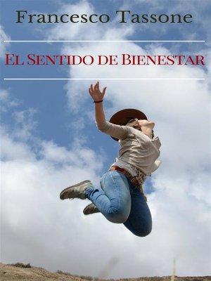 cover image of El Sentido De Bienestar