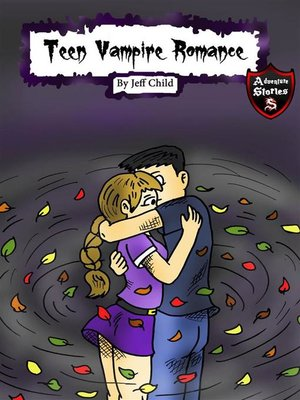 cover image of Teen Vampire Romance