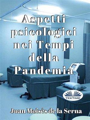 cover image of Aspetti Psicologici Nei Tempi Della Pandemia
