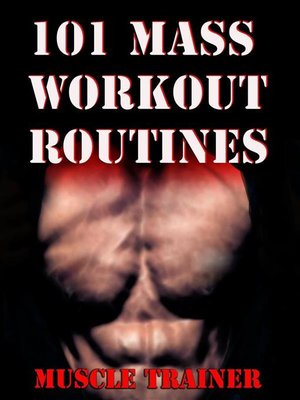 cover image of 101 Mass Workout Routines