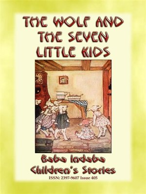 cover image of THE WOLF AND THE SEVEN LITTLE KIDS--A Polish Fairy Tale
