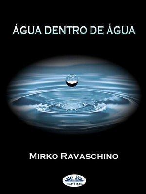 cover image of Água Dentro De Água