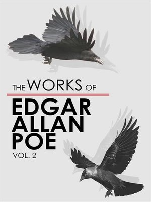 the supernatural in the literary works of edgar allan poe Edgar allan poe's stories and sketches in such diverse modes of writing as tales of the supernatural which help to place poe within his literary.