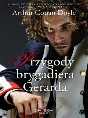 cover image of Przygody brygadiera Gerarda