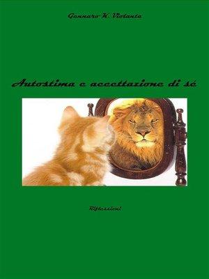 cover image of Autostima e accettazione di sé