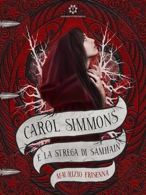 cover image of Carol Simmons e la strega di Samhain