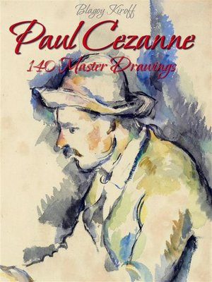 cover image of Paul Cezanne--140 Master Drawings