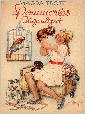 cover image of Pommerles Jugendzeit (Illustrierte Ausgabe)