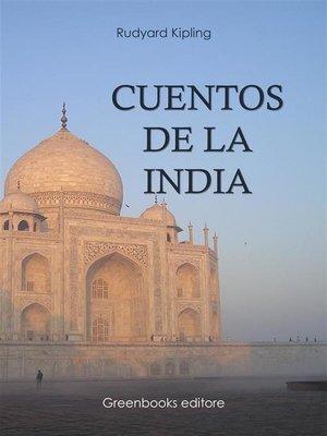 cover image of Cuentos de la India