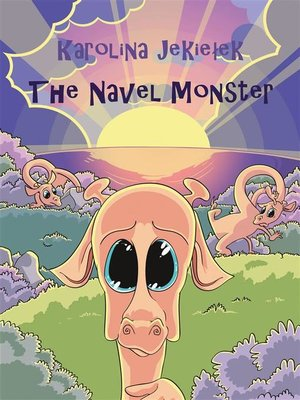 cover image of The Navel Monster
