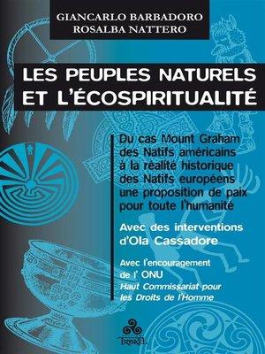 cover image of Les Peuples naturels et l'écospiritualité
