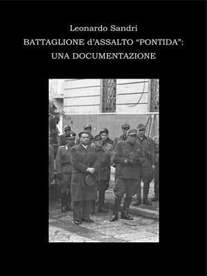 cover image of Il Battaglione d'Assalto Pontida--Una documentazione
