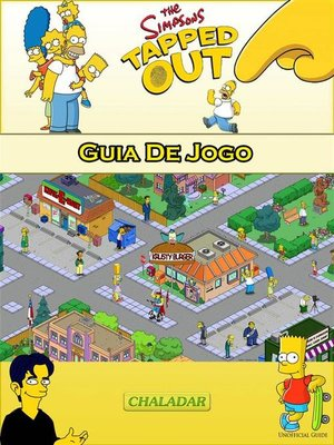cover image of The Simpsons Tapped Out Guia De Jogo