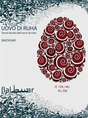 cover image of Uovo di Ruha