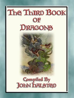 cover image of THE THIRD BOOK OF DRAGONS--12 more tales of dragons