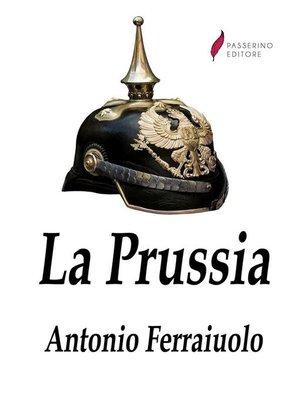 cover image of La Prussia