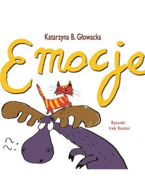 cover image of Emocje