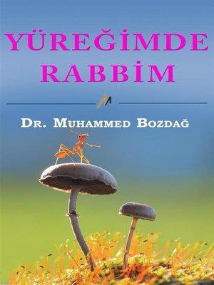 cover image of Yüregimde Rabbim