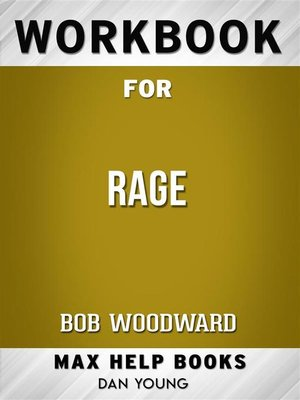 cover image of Workbook for Rage by Bob Woodward