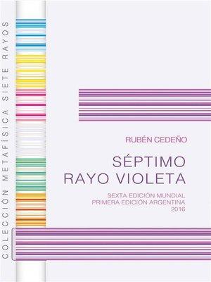 cover image of Séptimo Rayo Violeta
