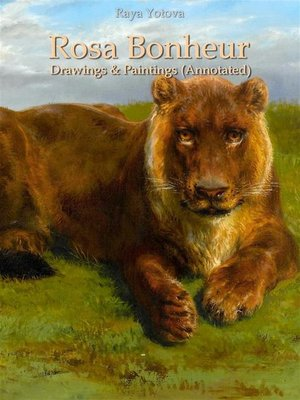 cover image of Rosa Bonheur--Drawings & Paintings (Annotated)